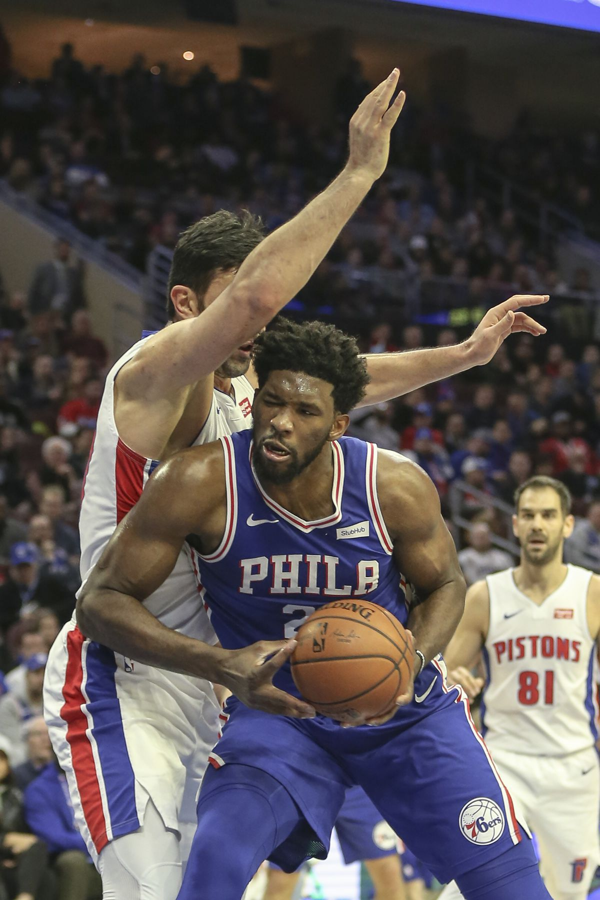 Here's why Joel Embiid's frustration with his role matters | David Murphy
