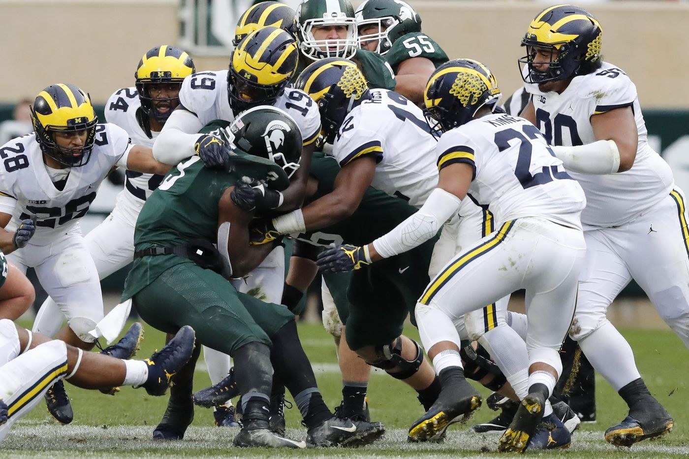 Penn State's third-down issues will be magnified by Michigan's dominant defense