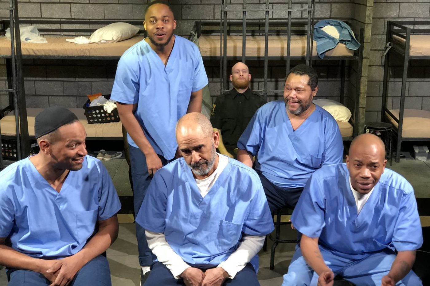Arden's 'V to X' is a captivating, terrifying look at prison life