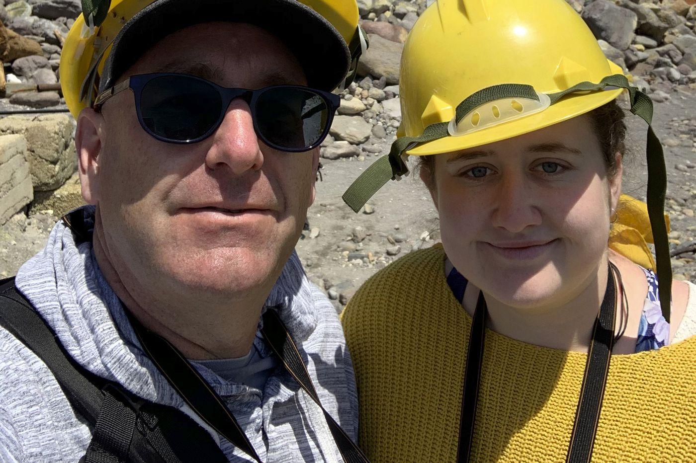 Rescuers describe horror of New Zealand's silent eruption
