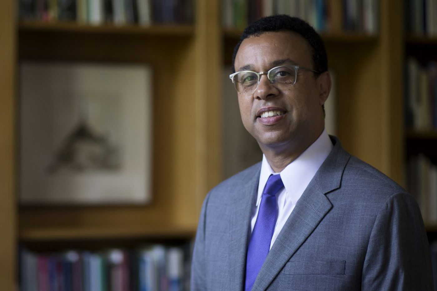 African Americans hold top academic job at city's three major universities