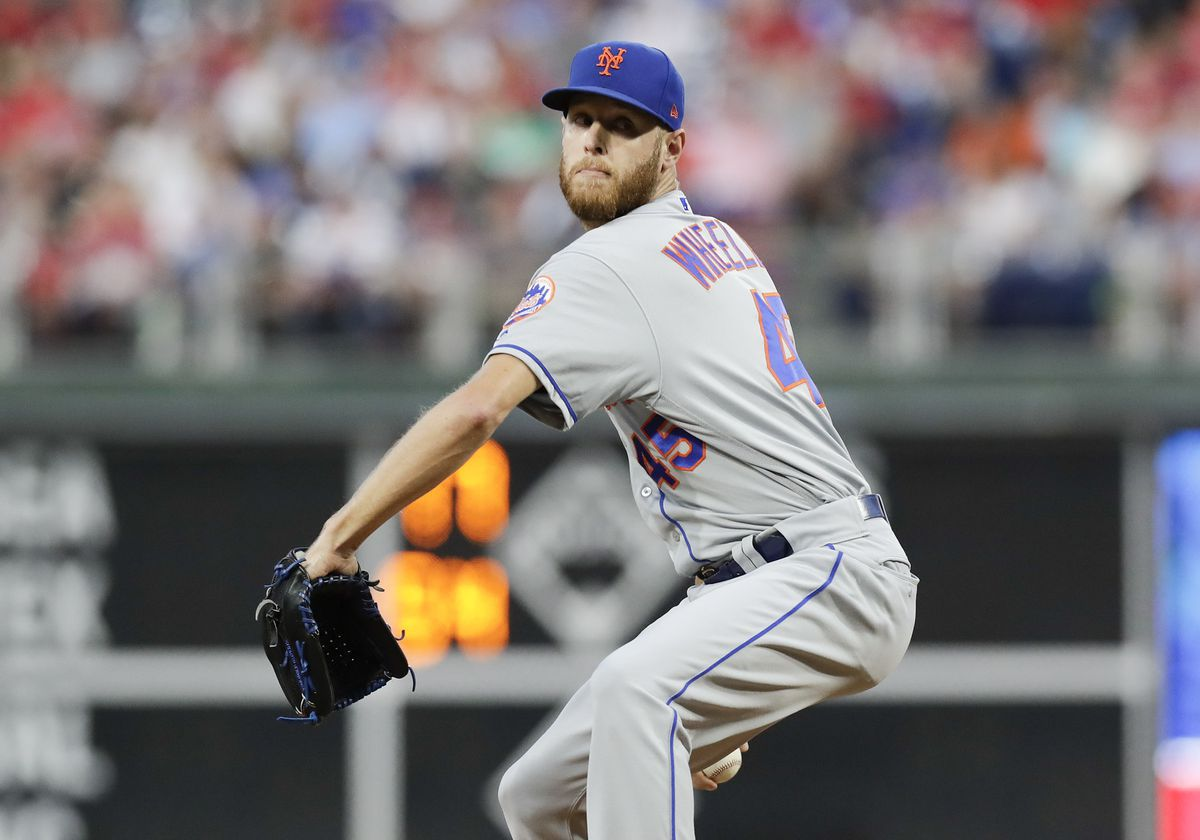Zack Wheeler is a good pitcher on a bad contract. Phillies had no ...
