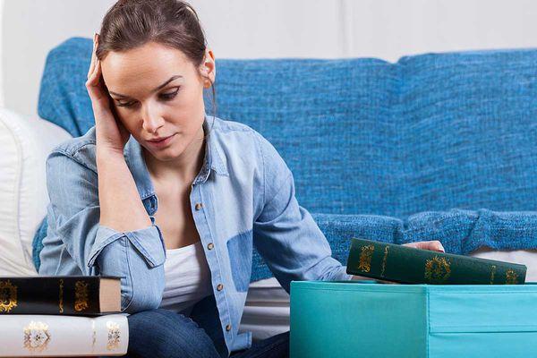 Wife feels homeless in her own home