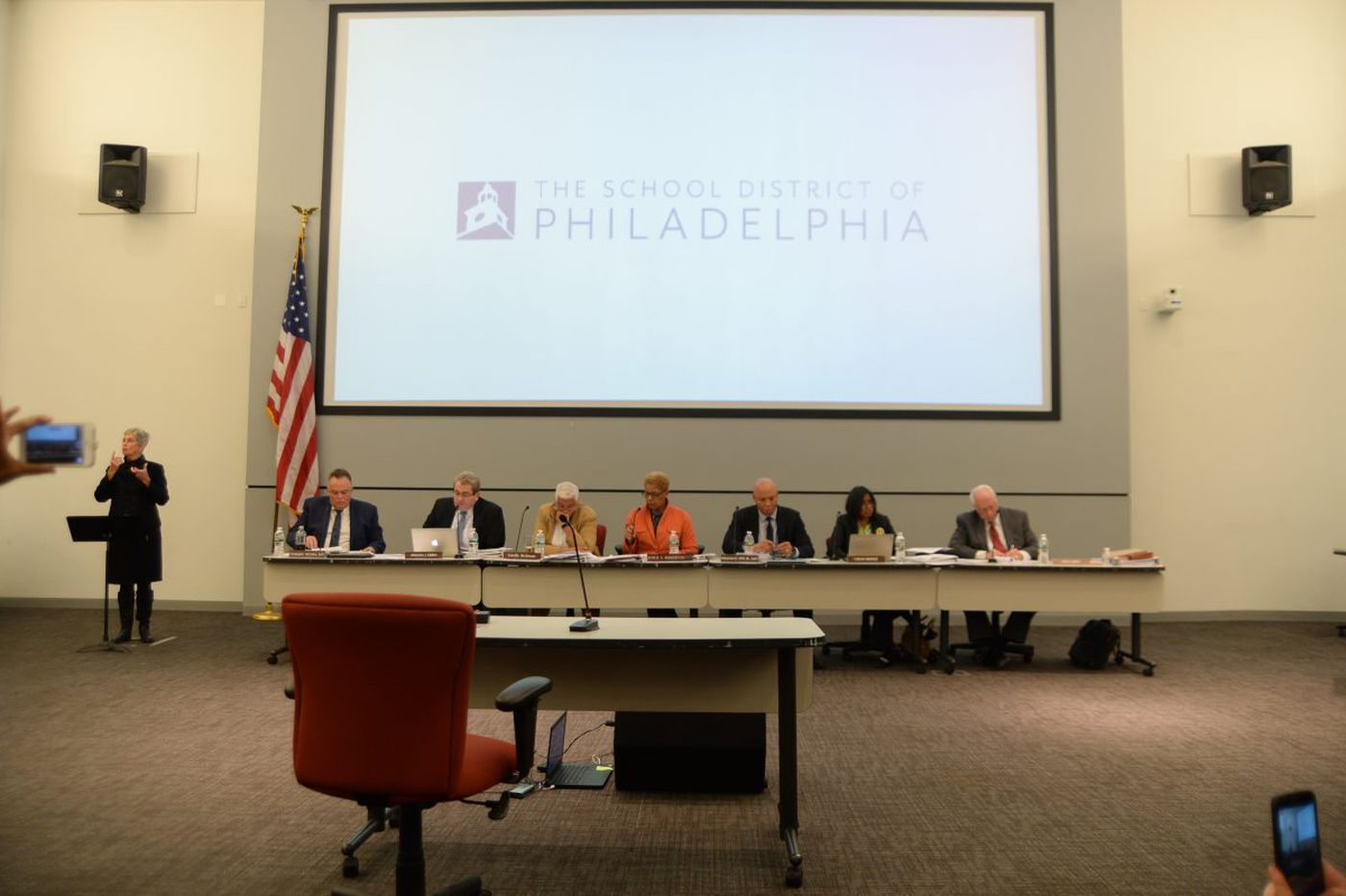Philly schools no longer distressed, top officials say: Harrisburg signs off on SRC dissolution