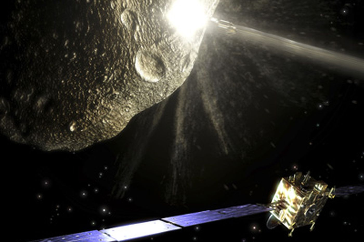 Russia seeks to thwart asteroid that may hit Earth - or not