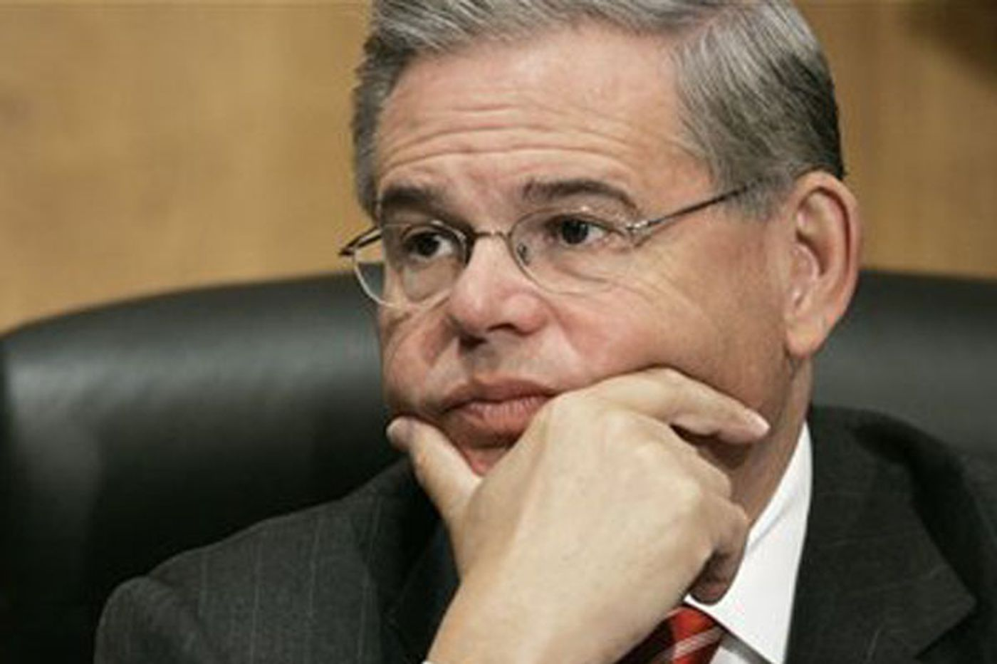 Menendez denies reports linking him to prostitution