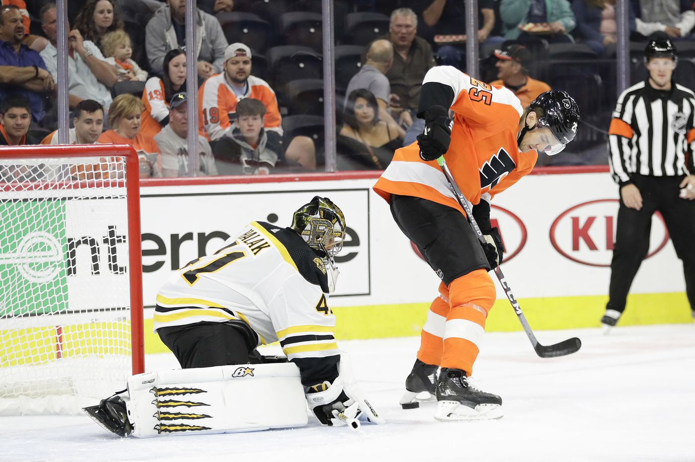Flyers' mission: A much better start than last year