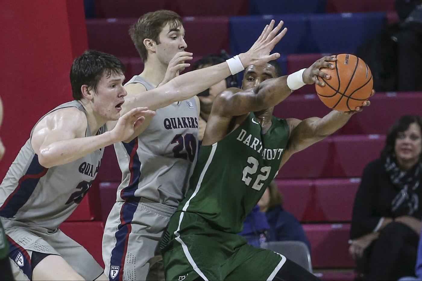 The Palestra hosting Ivy League tournament: Is that fair? | Mike Jensen