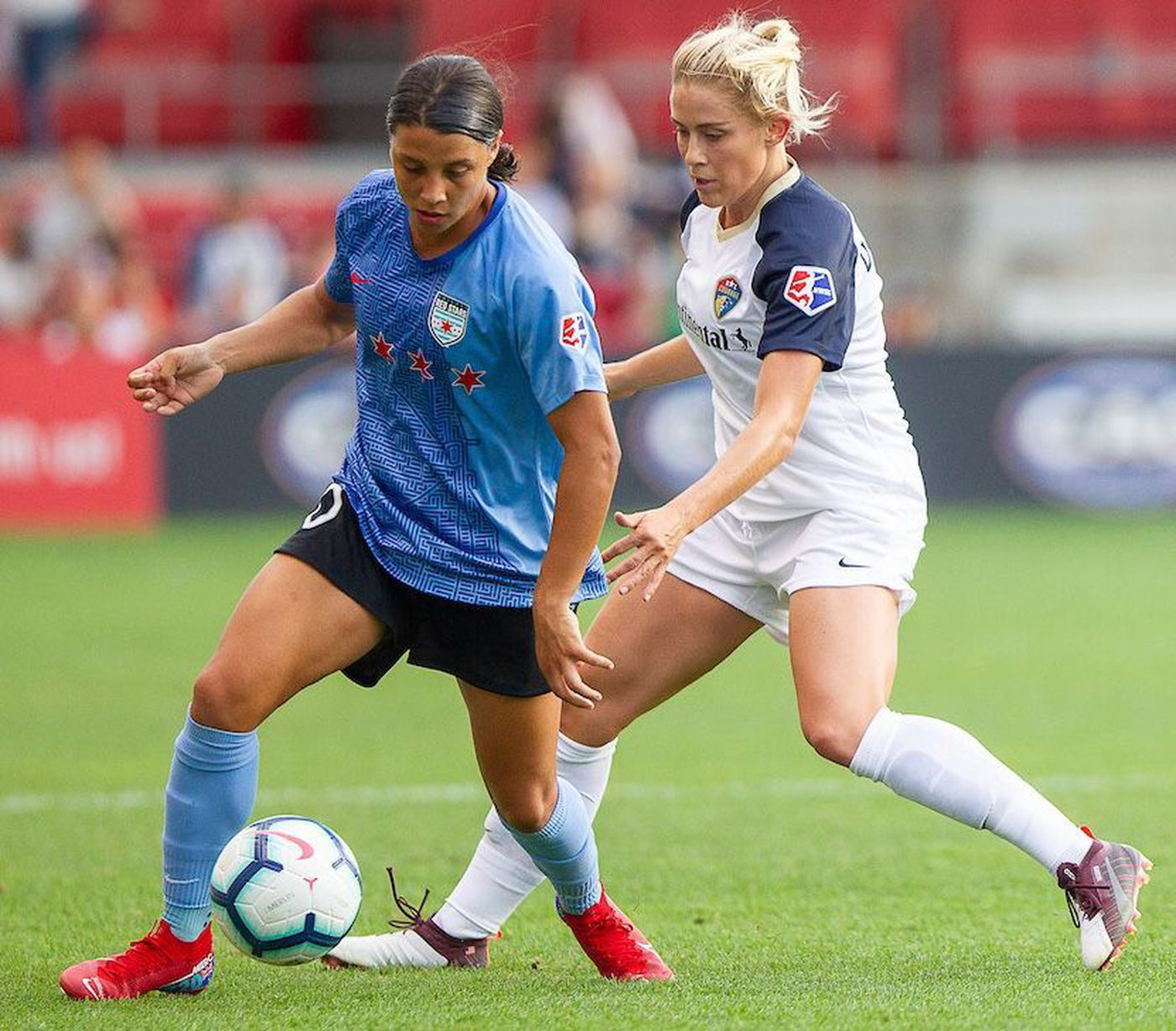 Can the USWNT's World Cup title push the NWSL to a long
