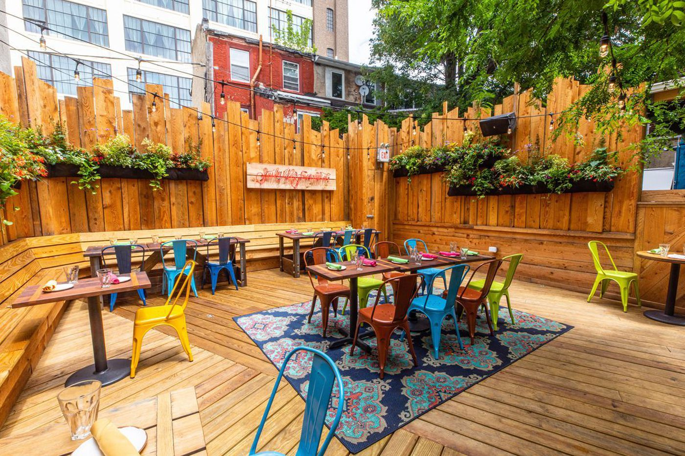Juno brings Mexican food and drinks to Philly's outdoor dining scene