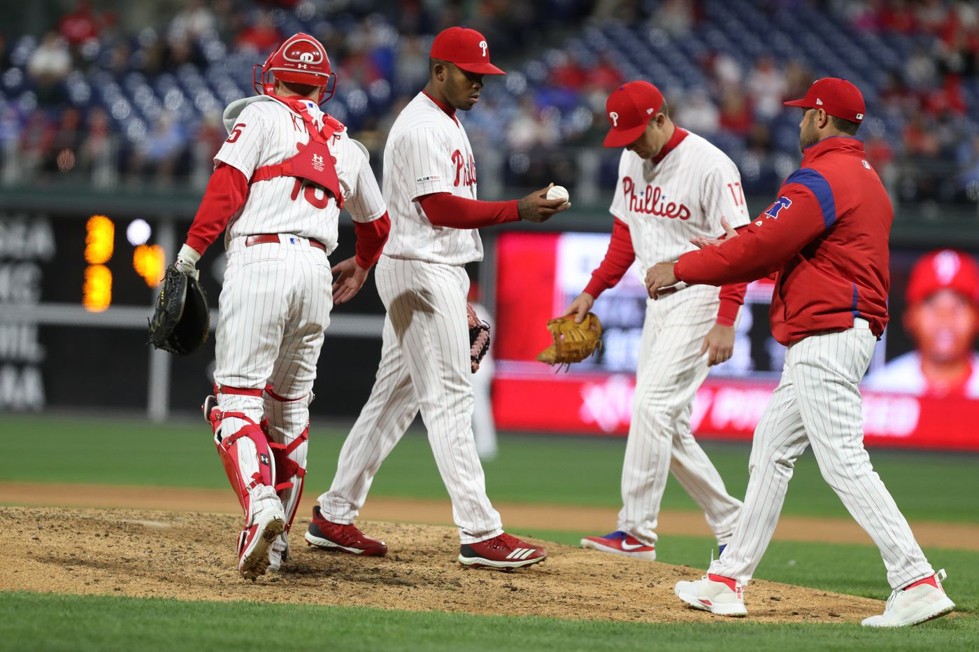 5f5e6994f72 Phillies need to regain their momentum against lowly Marlins