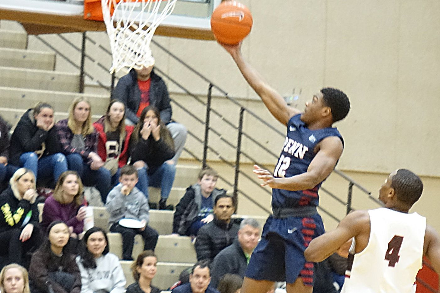 Three-point shooting leads Penn to a 92-82 win at Brown