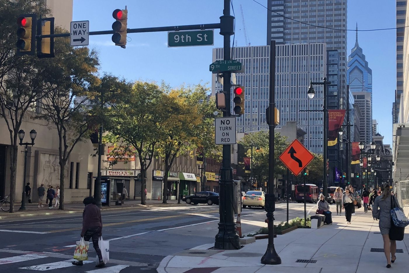 Why do you hit every red light? How pedestrians, construction, and computerized signals choke traffic.