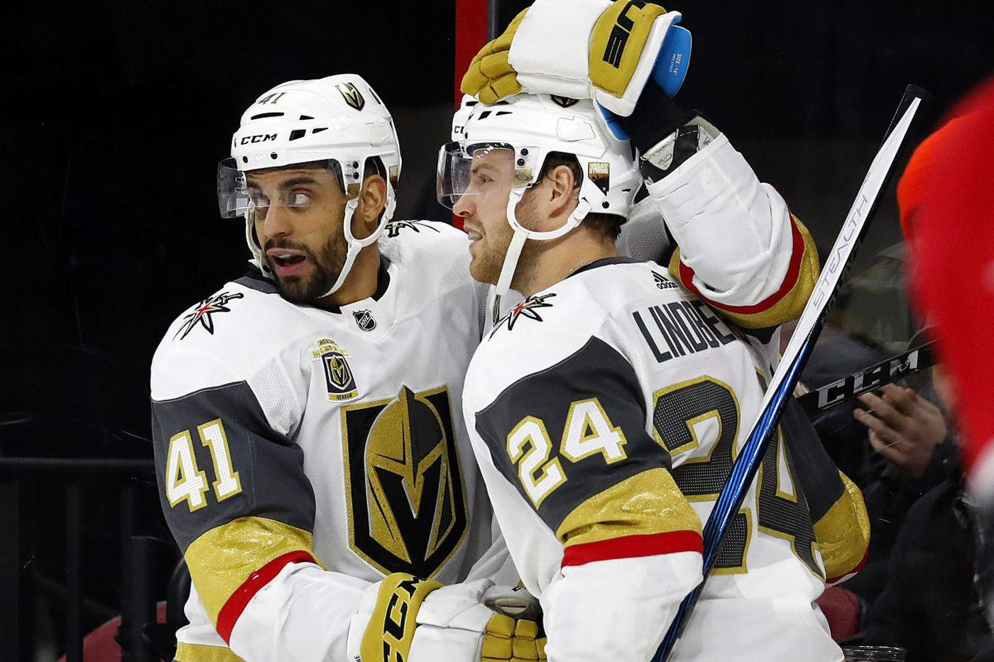 Pierre-Edouard Bellemare: Former Flyers center among 'character guys' in Vegas
