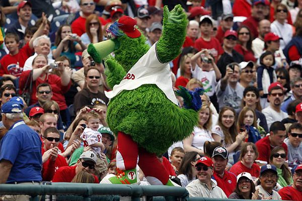 Could the Phillie Phanatic really become a free agent?