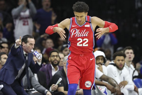Sixers get a much-needed victory over the Brooklyn Nets
