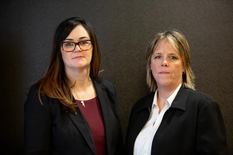 Diane Ruberton and Heather McManus sued the Atlantic County Prosecutor's Office alleging discrimination and retaliation for filing complaints against Prosecutor Damon Tyner, two of his top administrators.