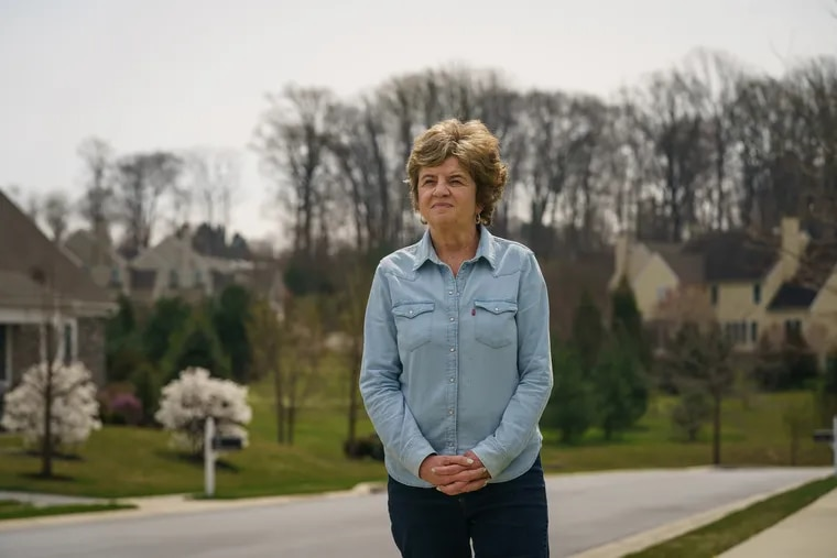 Deb Ciamacca, a 2020 candidate for political office.