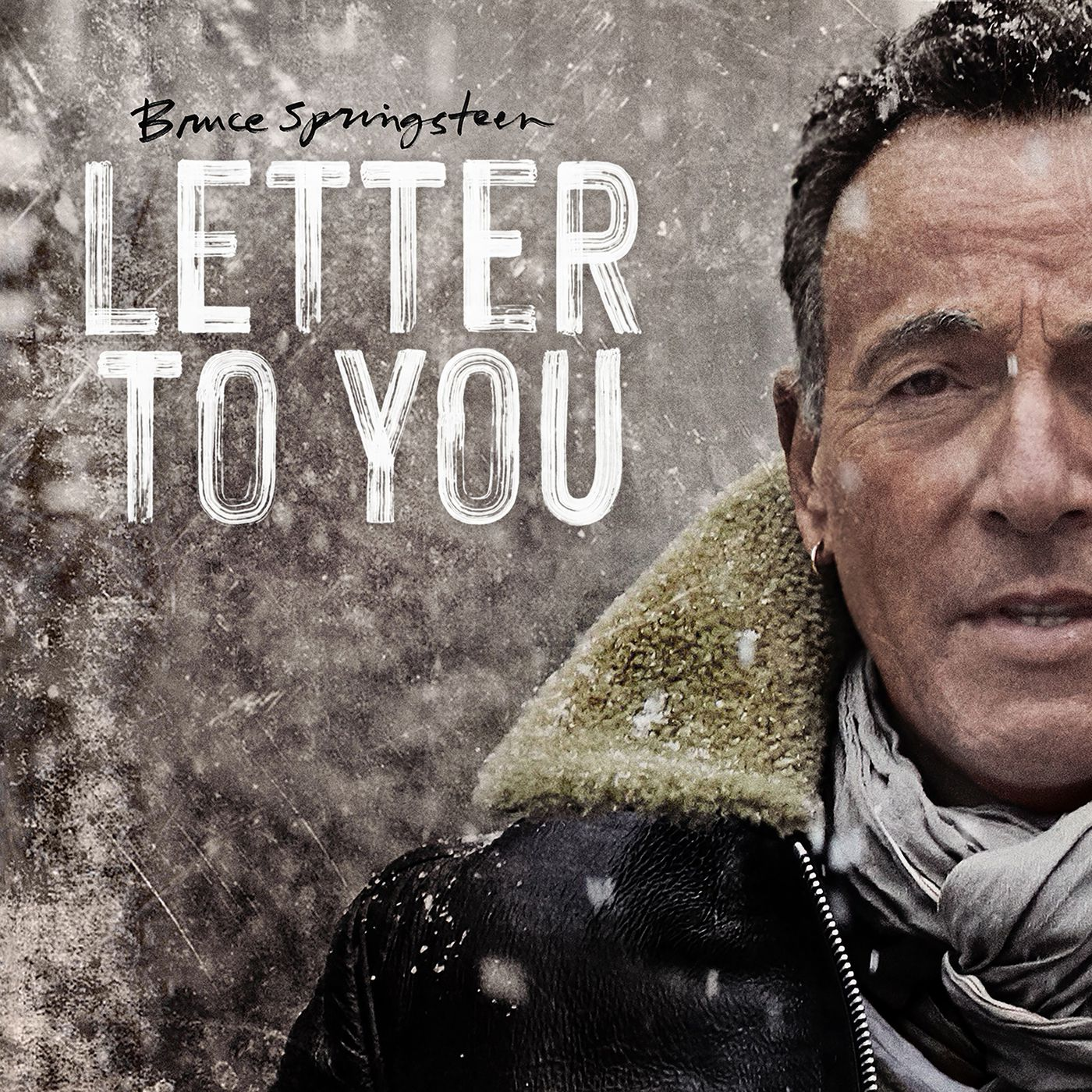 Bruce Springsteen 'Letter to You' released today, album out in October
