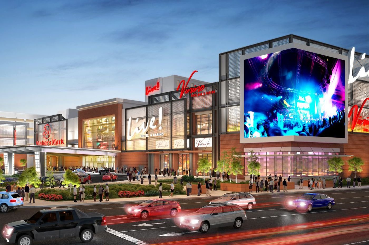 Pa. Supreme Court orders new look at Philly casino project