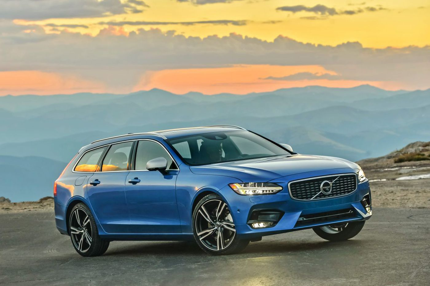 Volvo, reborn and reenergized, delivers three lively new models