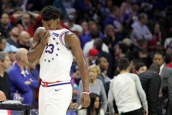 Even in defeat, Jimmy Butler establishes himself as the Sixers' greatest reason for hope | David Murphy