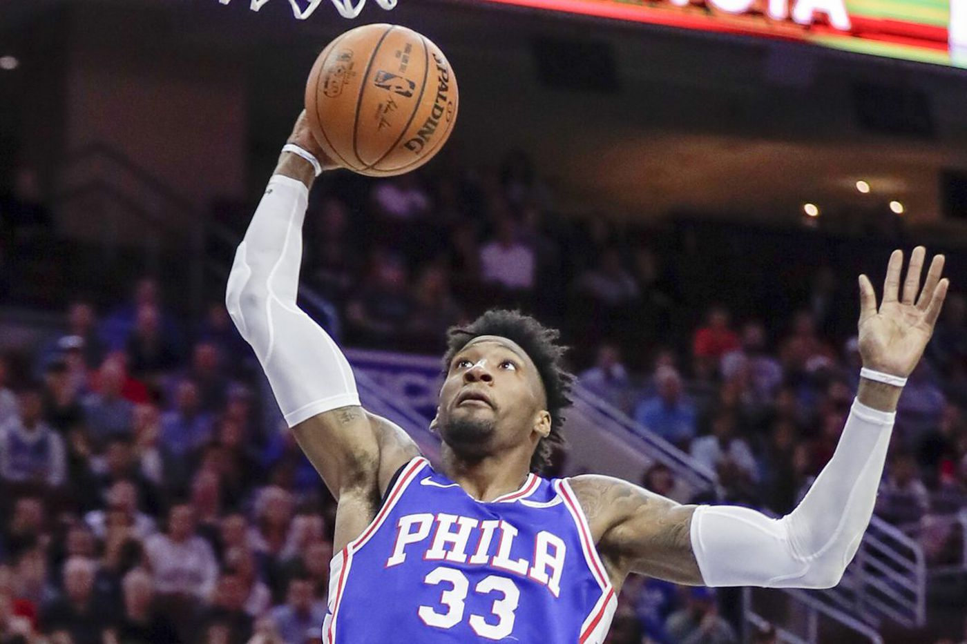 With potential payday approaching, Robert Covington's impact cannot be overlooked
