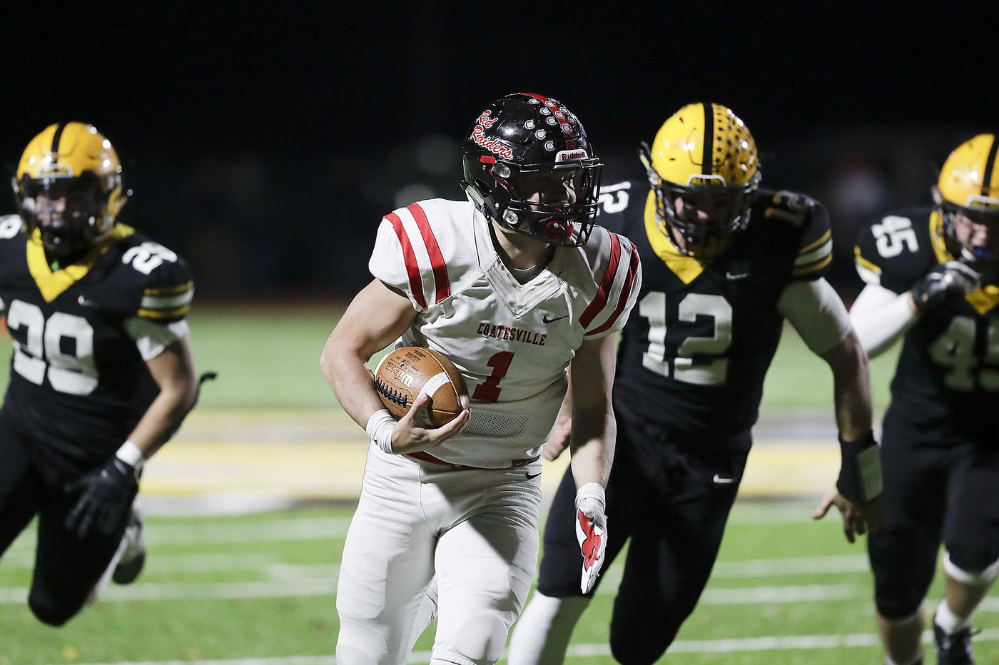 Ricky Ortega, Dapree Bryant power Coatesville past Central Bucks West in District 1 quarterfinal