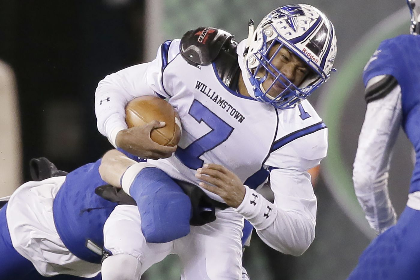 Williamstown's J.C. Collins learns harsh side of recruiting process