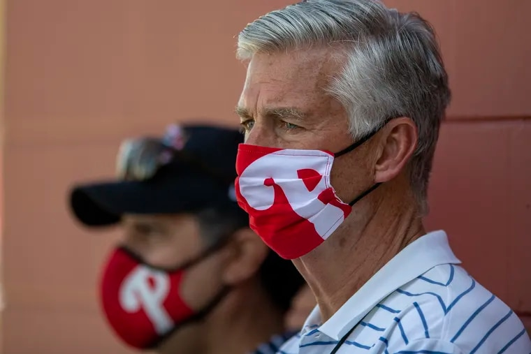 Phillies president Dave Dombrowski shook up his front office on Tuesday with three moves.