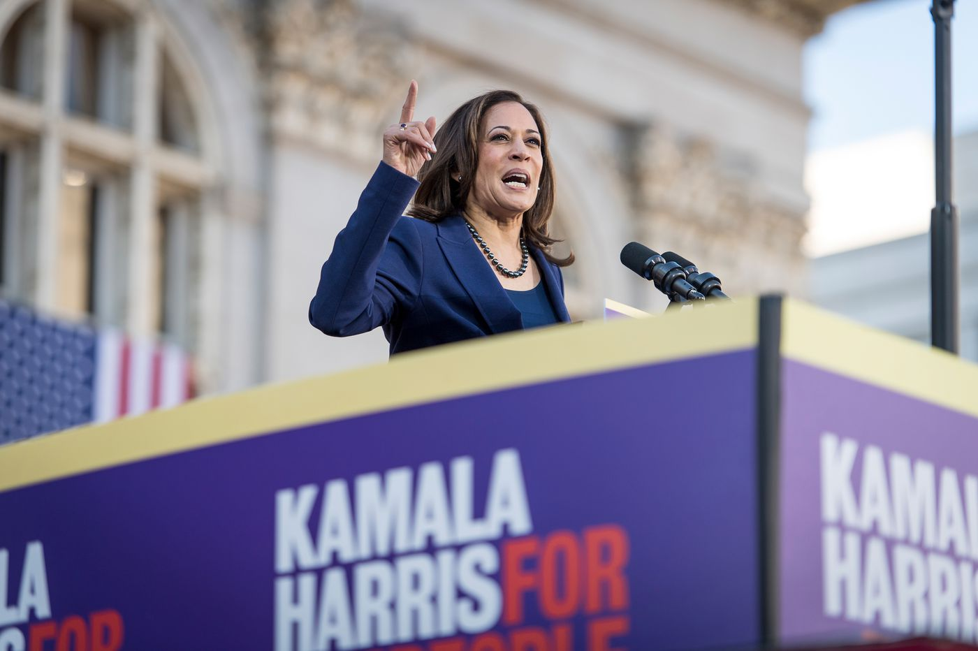 Kamala Harris wants marijuana legalized, cites her Jamaican roots