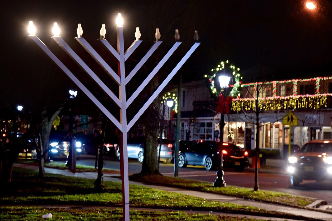 Holiday celebrations light the skies across the region