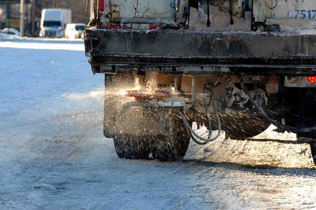 To protect concrete from road salt, Drexel engineers have an odd idea: bacteria
