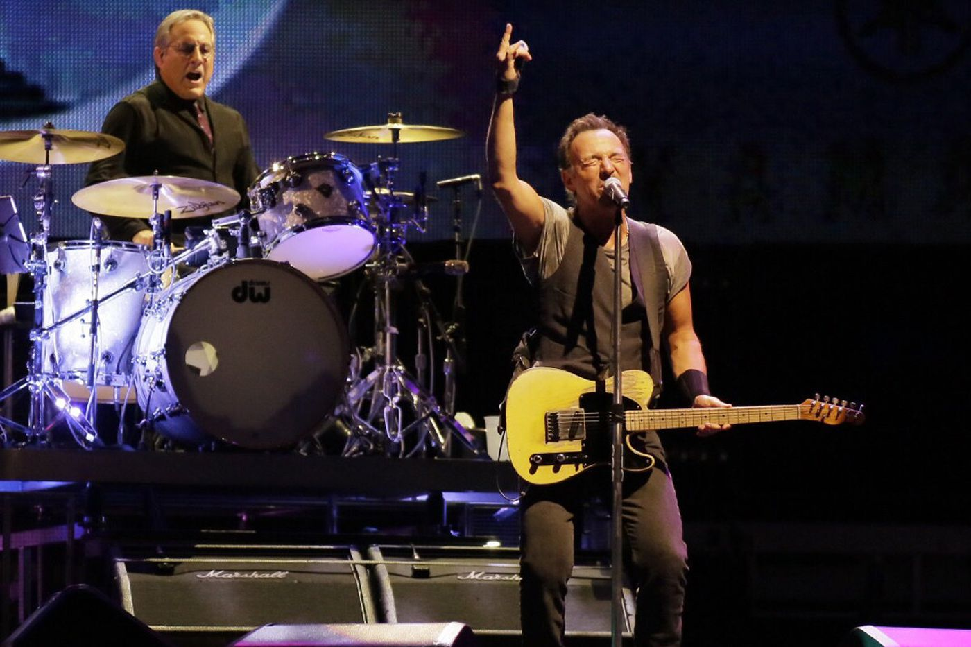 Is Bruce Springsteen Broadway bound?