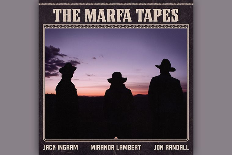 'Marfa Tapes' from Miranda Lambert and her Texas songwriting buddies is an unpolished marvel | Review