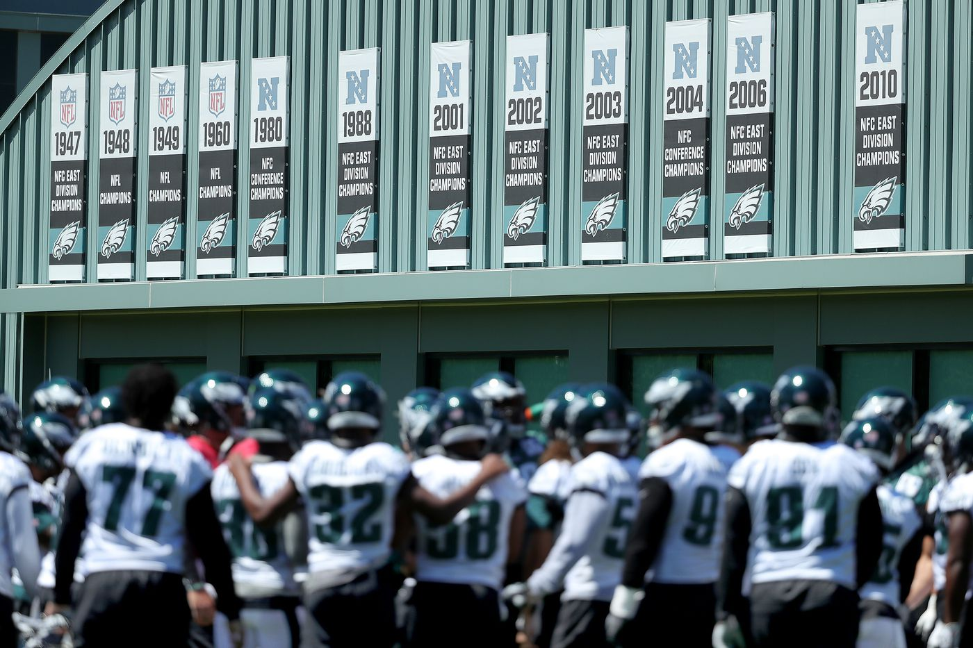 Eagles offseason workout review: What was learned, who stood out, what's unanswered, and what's next