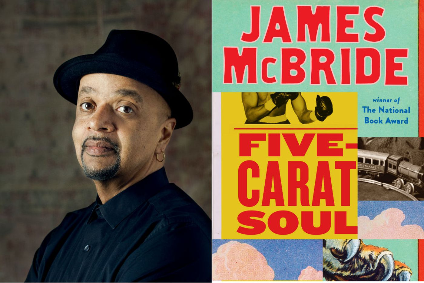 James McBride's 'Five-Carat Soul' crackles with the master's energy