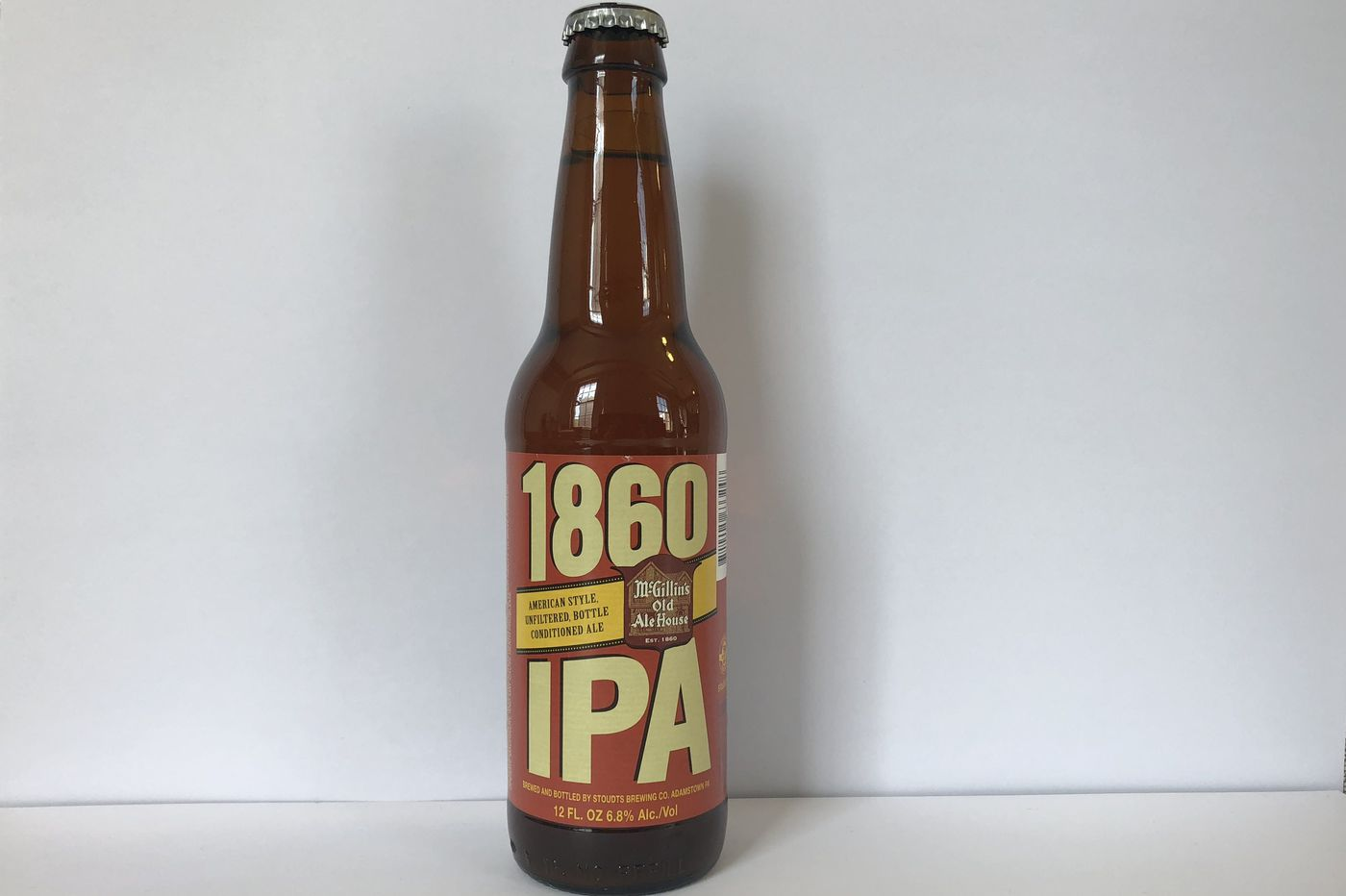 McGillin's classic 1860-era beer is back