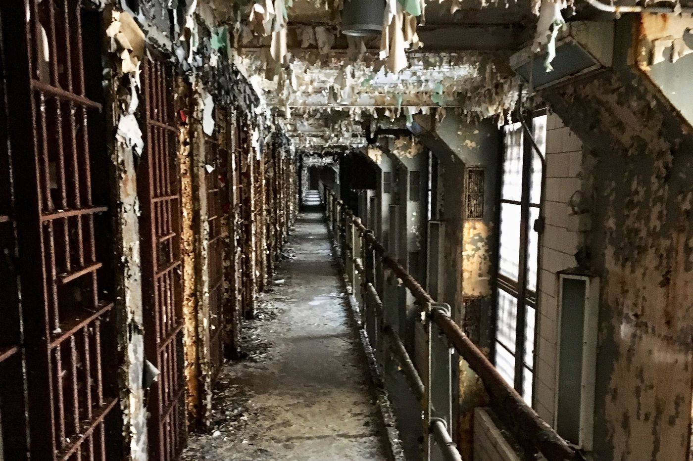 Where's Jake's cell? At Old Joliet Prison, that's the big question