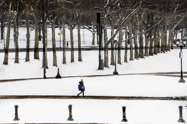 Winter poised for 'colder, stormier' turn, forecasters say. Storm threat next week?