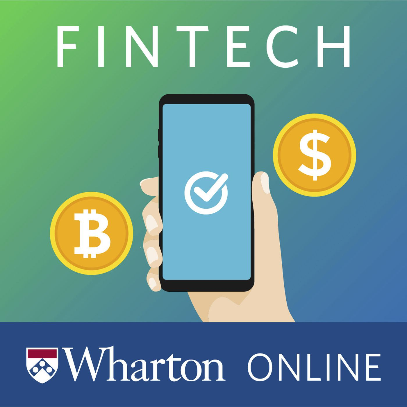 Interested in cryptocurrency and blockchain? Wharton has a new