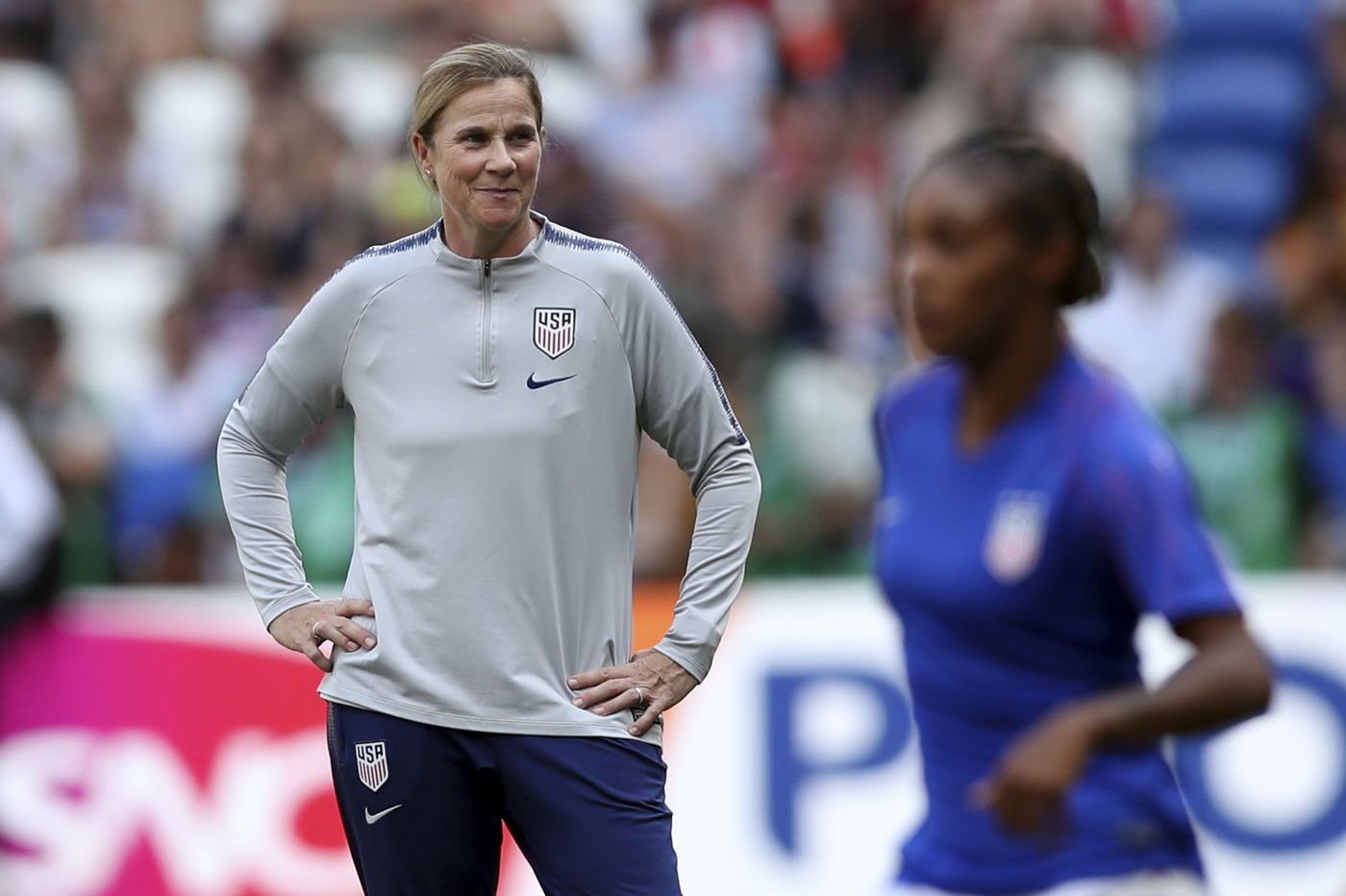 Jill Ellis on final game as USWNT coach: 'I feel complete'