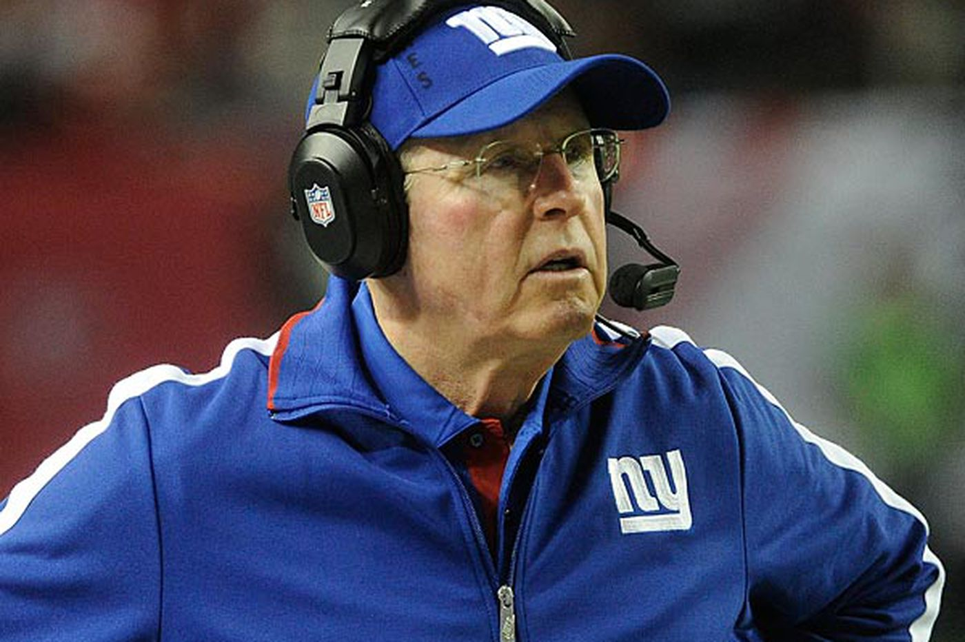 Coach Tom Coughlin wants to see Giants play with pride