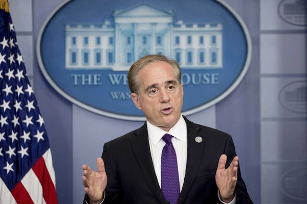 Trump's fired VA secretary, David Shulkin, says shadow government threatened treatment for veterans