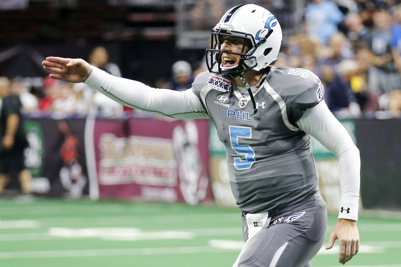 Philadelphia Soul face Baltimore Brigade in Arena Football League's new playoff format