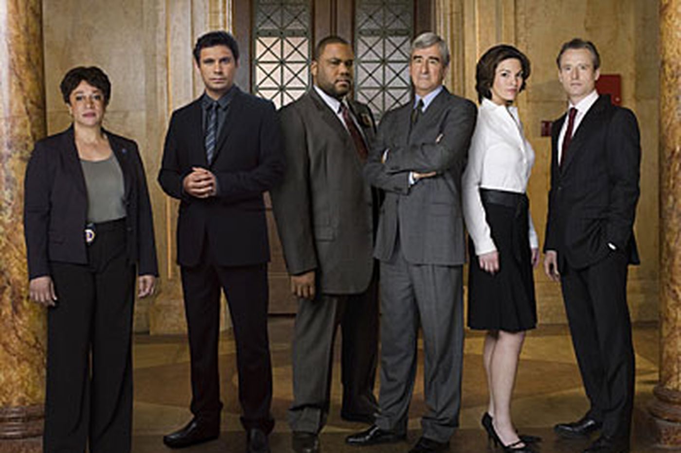 Ellen Gray: What, no more 'Law & Order'?