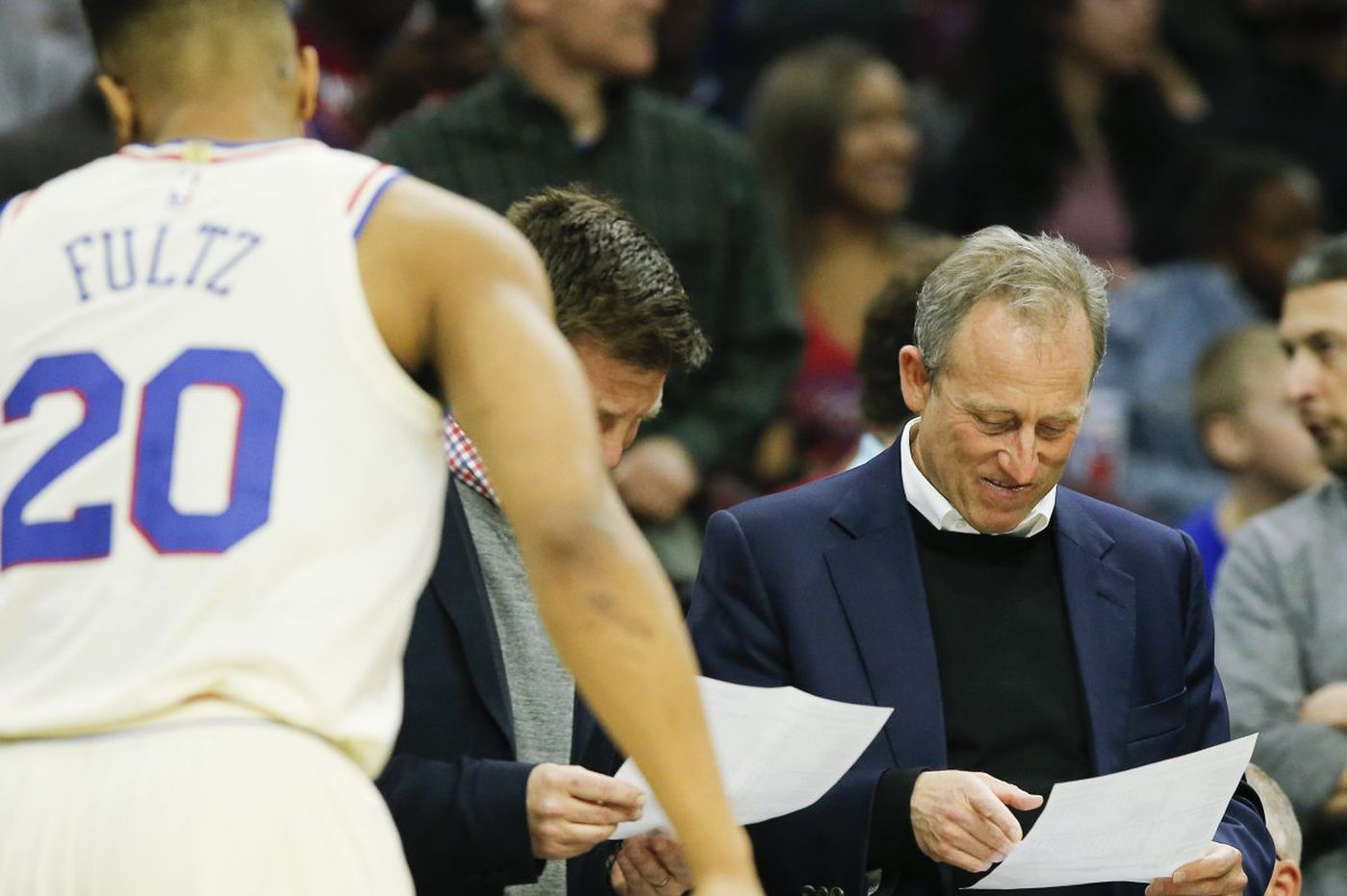 Q&A with Sixers' owner Josh Harris: 'I'm greedy, I want to win an NBA championship'