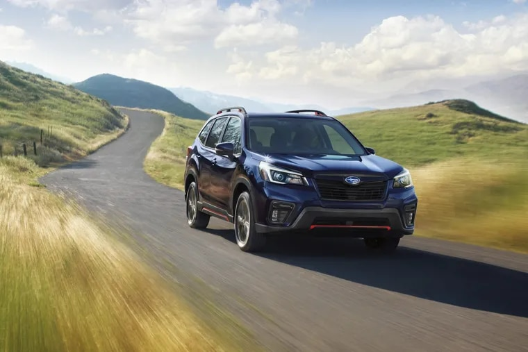The 2021 Subaru Forester keeps plodding along as it has for the last three years, adding some new touches but still winning hearts.