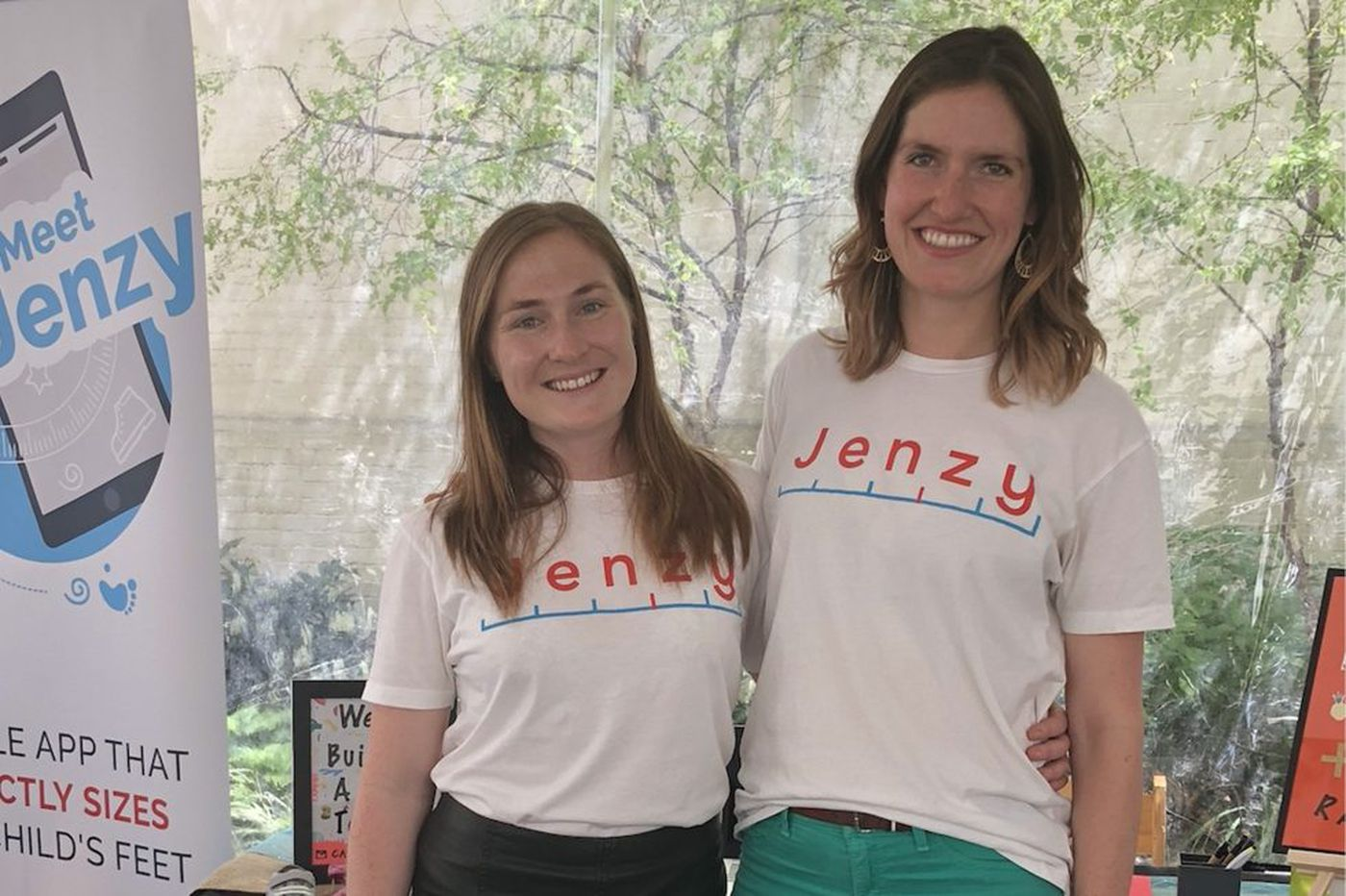 New kids' foot-sizing and shoe-shopping app from Philadelphia natives allows parents to shop from home