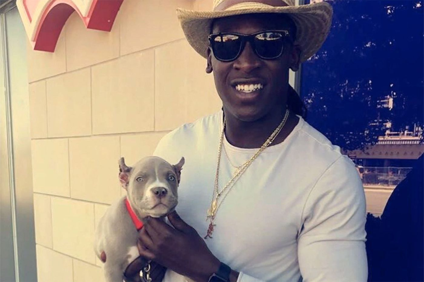 Cowboys player's kidnapped dog returned, but the story gets weird